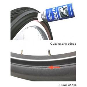 Замена покрышки и камеры на велосипеде