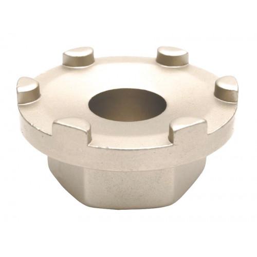 Съемник каретки картриджа CYCLO CAMPAG/SKF/FAG 6 шлицов, сталь, профи