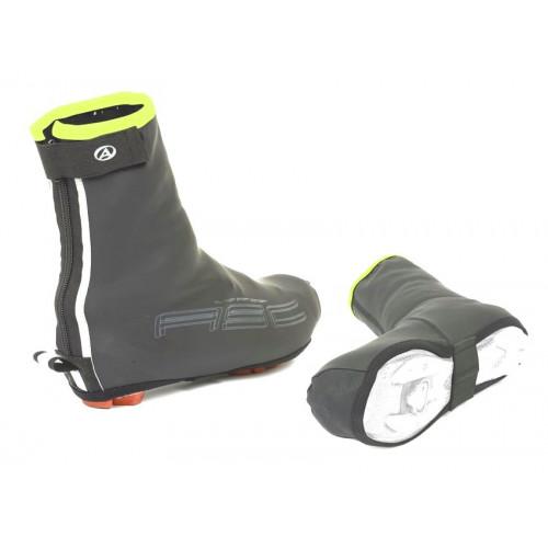 Защита обуви RainProof X6 XL р-р 45-46 черная AUTHOR