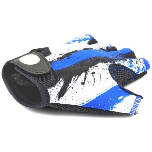 Перчатки велосипедные подростковые AUTHOR X6