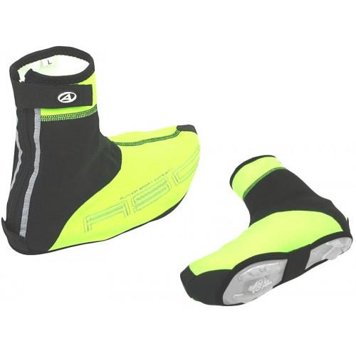 Защита обуви WinterProof XL р-р 45-46 неоново-желто-черная AUTHOR