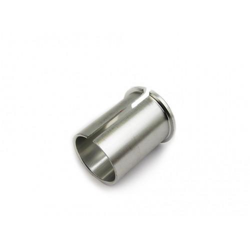 Адаптер для подседельного штыря штыря алюм. KL-001 27,2/30,4х50мм серебр. AUTHOR