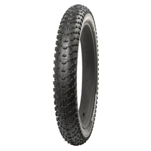 Покрышка велосипедная KENDA JUGGERNAUT SPORT K1151 26х4,00 (98-559), 60TPI, грязевой протектор