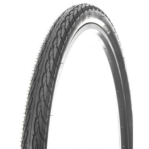 Покрышка велосипедная KENDA KWICK BITUMEN K1068 26х1,75 (44-559), 30TPI, полуслик протектор, антипрокол., светоотр.
