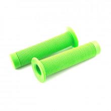 Ручки на руль CLARKS С105, длина 135мм, резина, зеленые
