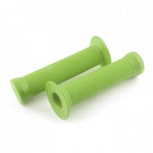 Ручки на руль CLARKS С83, длина 135мм, резина, зеленые