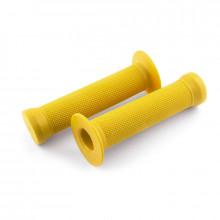 Ручки на руль CLARKS С83, длина 135мм, резина, желтые