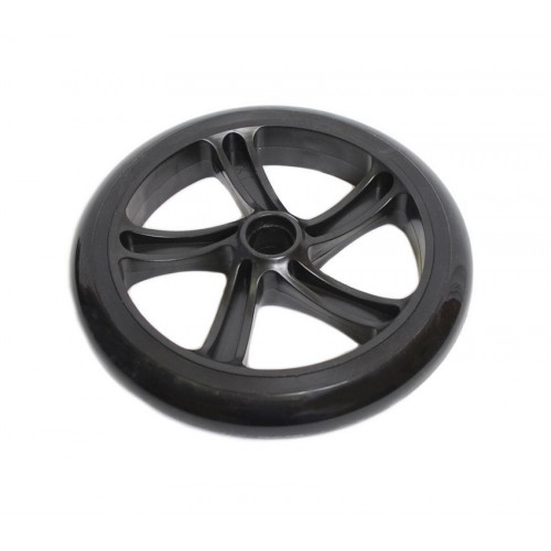Колесо запасное для самокатов 180 мм черное