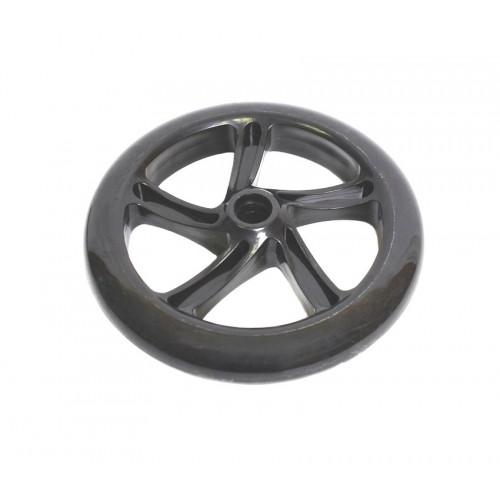 Колесо запасное для самокатов 200мм черное