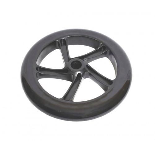 Колесо запасное для самокатов 230мм черное