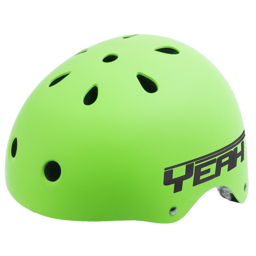 Шлем велосипедный VENTURA YEAH! котелок, для ВМХ/FREESTYLE, размер L (58-61)