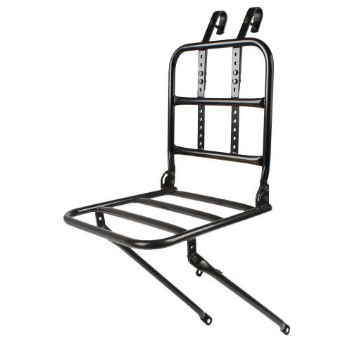 """Багажник велосипедный передний, для 24-29"""", сталь, до 15кг."""