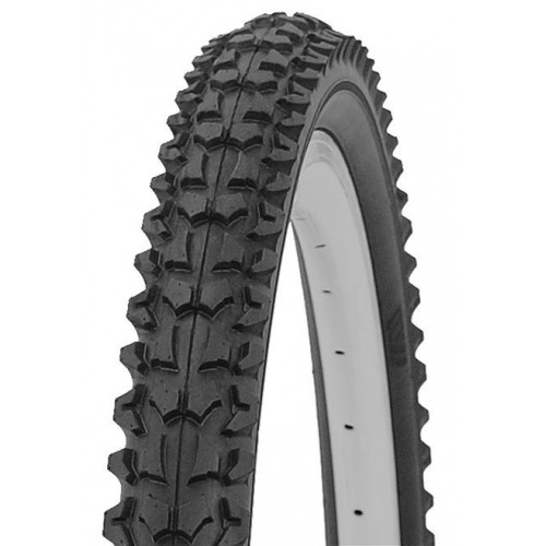 Покрышка велосипедная H.R.T. 26x1,95 (57-559), грязевой протектор