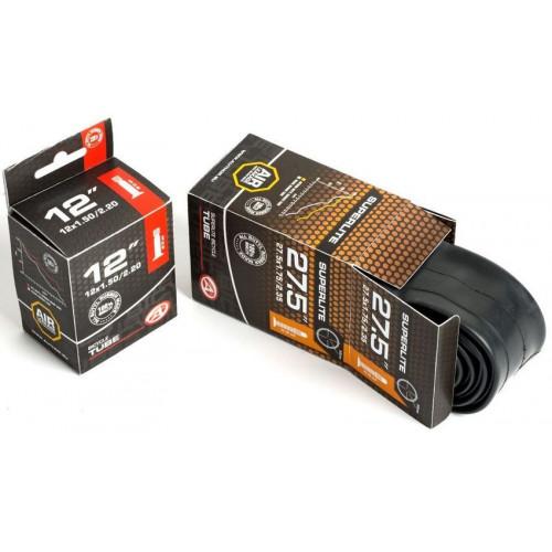 Камера велосипедная AUTHOR 27,5x1,75-2,35, спорт. ниппель 40мм