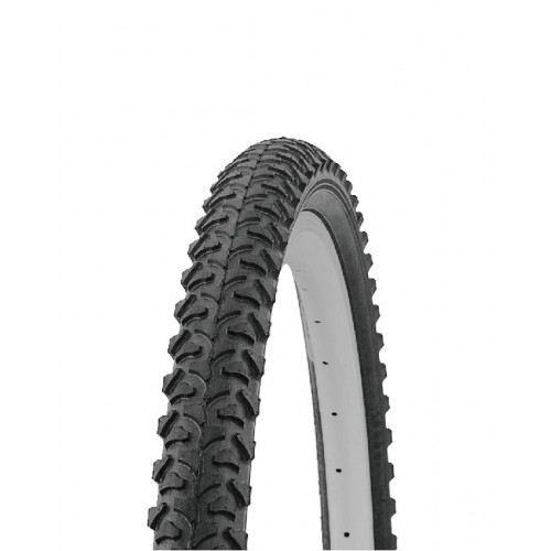 Покрышка велосипедная H.R.T. 24x1,95 (53-507), грязевой протектор