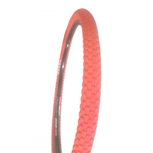 Покрышка велосипедная KENDA K-RAD K905 26х2,125 (56-559), 30TPI, городской протектор, красная