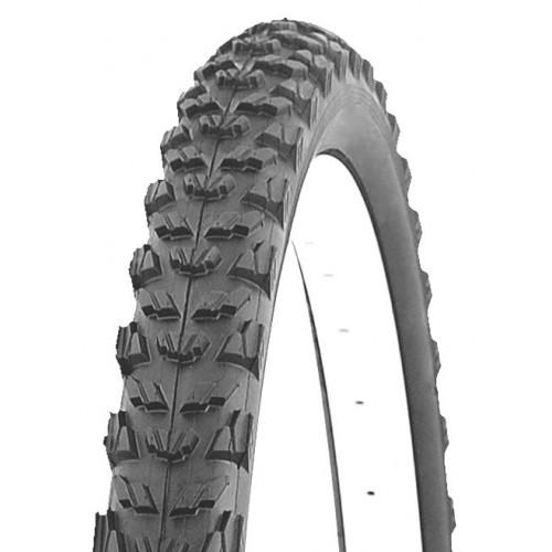 Покрышка велосипедная H.R.T. 24x2,195 (53-507), грязевой протектор