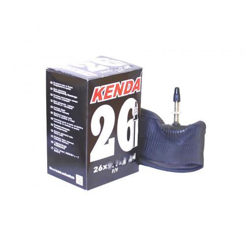 Камера велосипедная KENDA 26x3,00, спорт. ниппель 32мм