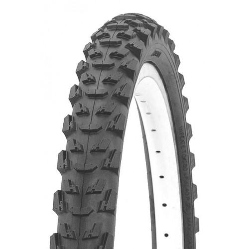 Покрышка велосипедная H.R.T. 20x1,95 (53-406), грязевой протектор