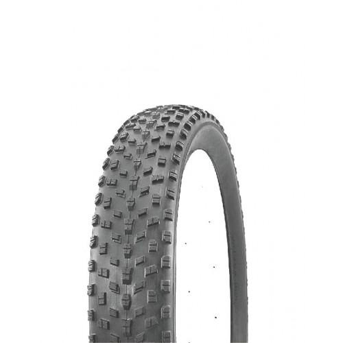 Покрышка велосипедная H.R.T. 26x4,00 (101-559), грязевой протектор