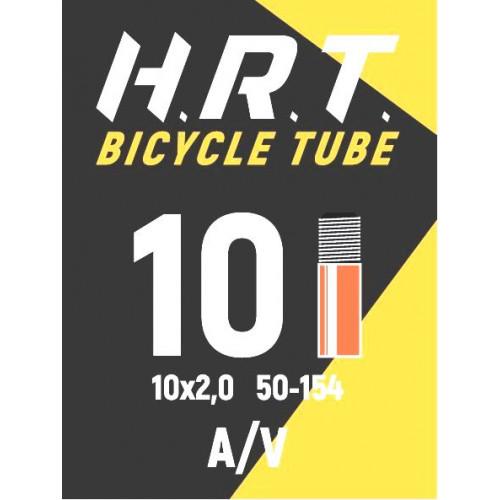 Камера велосипедная H.R.T. 10x2,00, автониппель 35мм