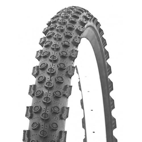 Покрышка велосипедная H.R.T. 26x2,10 (54-559), грязевой протектор