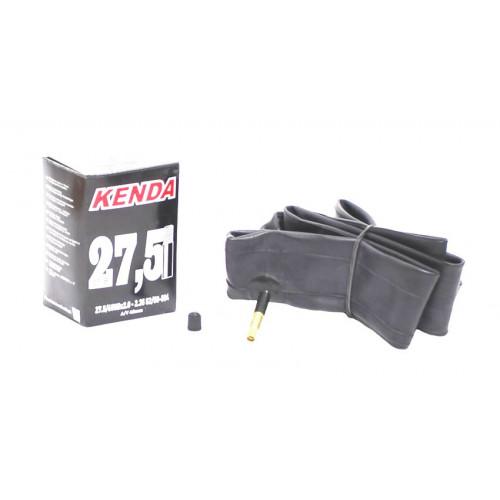 Камера велосипедная KENDA 27,5x2,00-2,35, автониппель 48мм