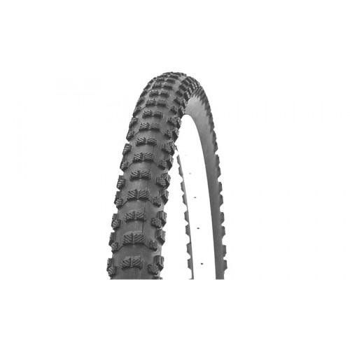 Покрышка велосипедная H.R.T. 24x2,30 (58-507), грязевой протектор