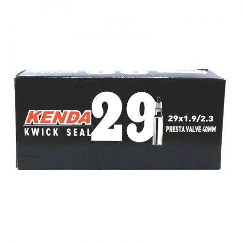 Камера велосипедная KENDA 29x1,90-2,35, спорт. ниппель 40мм, антипрокол.