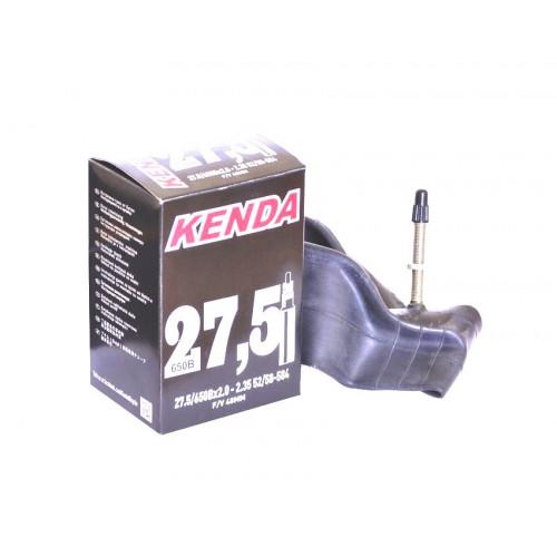 Камера велосипедная KENDA 27,5x2,00-2,35, спорт. ниппель 48мм