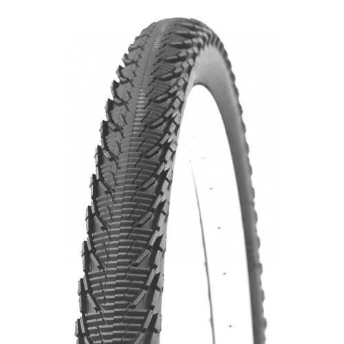 Покрышка велосипедная H.R.T. 26x2,10 (54-559), полуслик протектор