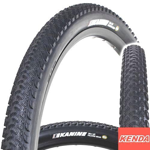 Покрышка велосипедная KENDA KANINE K1110 26х1,90 (50-559), 60TPI, грязевой протектор