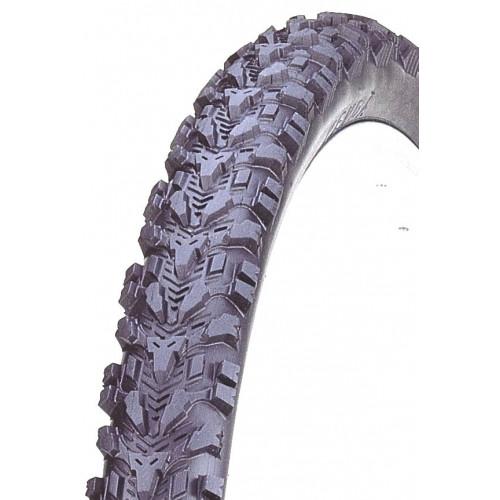 Покрышка велосипедная KENDA KOYOTE K901F 26х2,10 (54-559), 30TPI, грязевой протектор