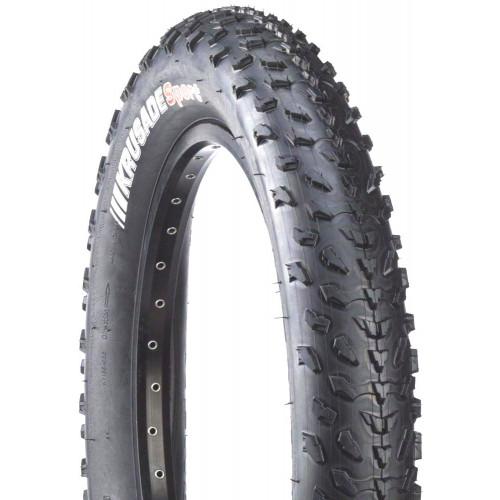 Покрышка велосипедная KENDA KRUSADE SPORT K1188 20х4,00 , 60TPI, грязевой протектор