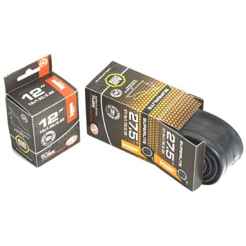 Камера велосипедная AUTHOR 26x1,75-2,20, автониппель 40мм