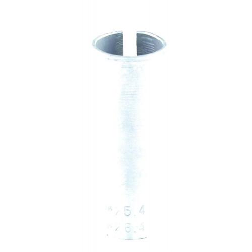 Адаптер для подседельного штыря алюминиевый 27,2/31,6 х 80 мм