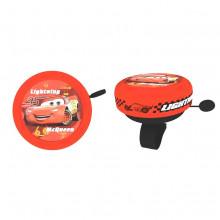 Звонок 04-001571 алюм./пластик D=55мм красный L.McQueen CARS CAMPANELLI NEW